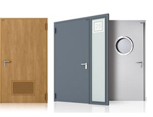drzwi wewnętrzne stalowe eco wiśniowski